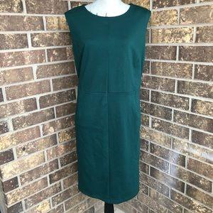 Green Sleeveless Dress View by Walter Baker